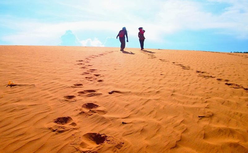 mui ne the sand dunes
